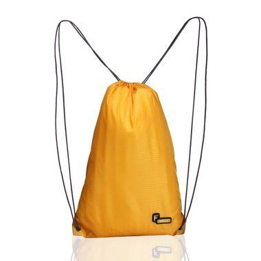 String Gym Yellow 11.5 L Gym Bag