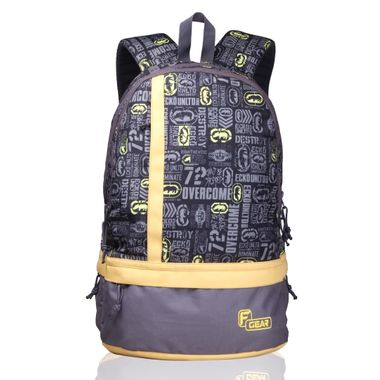 Burner P7 Lemon Yellow Small casual backpack