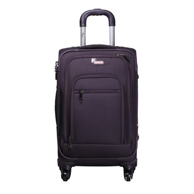 Glider Purple Check-in Luggage - 28 Inch