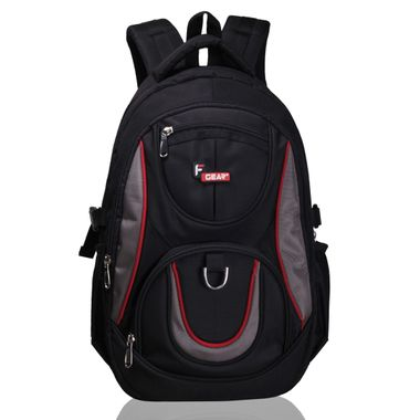 Axe Black Black Backpack
