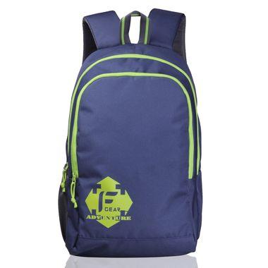 Castle  - Rugged Base Navy Blue Green Backpack