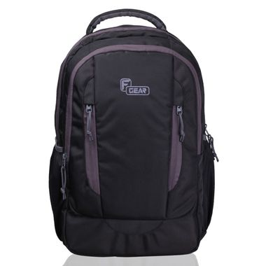 Prestige Lite Black Grey   Laptop backpack
