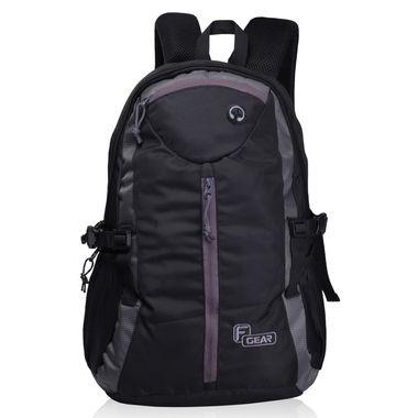 Slog V2 Black Grey   (17 inch)  Laptop backpack