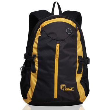 Slog V2 Black Yellow   (17 inch)  Laptop backpack