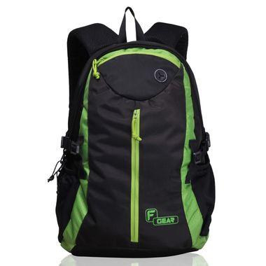 Slog V2 Black Green   (17 inch)  Laptop backpack