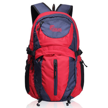 F Gear Ops 30 Liters Travel Backpack(Navy Red)