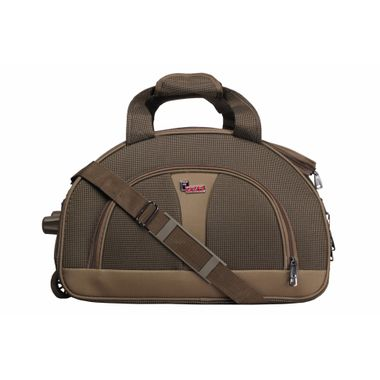 Cooter  Khaki  Small size Travel Duffle Bag-20 inch