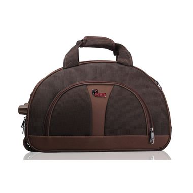 Cooter Brown Medium size Travel Duffle Bag-22 inch