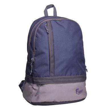 Burner Navy Blue Grey   Small Backpack