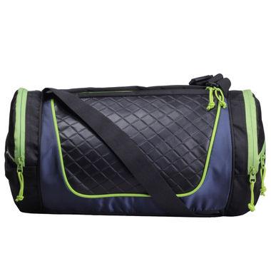 F Gear Astir bag 18 liter Small Gym Duffle Bag (Black Green)