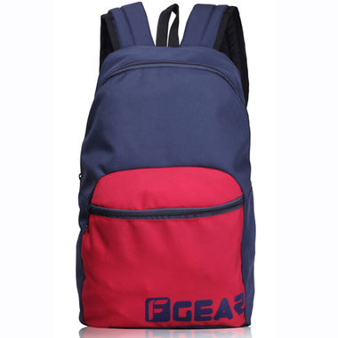 F Gear Bahama 18 L Small Backpack(Blue Red)