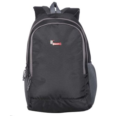 F Gear Castle V2 Black 1000D 27 Liters Backpack