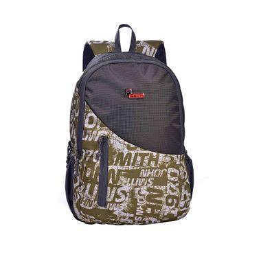 F Gear Cipher 27 Liter Green, Grey Laptop Backpack