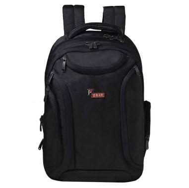 F Gear Baron 29 Liter Black Laptop Backpack