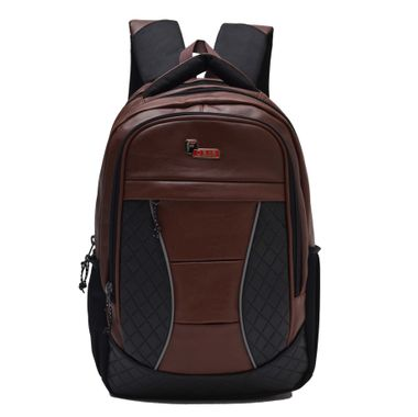 F Gear President Brown 30 liter Laptop Backpack