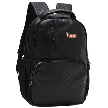 F Gear CEO Black 25 liter Laptop Backpack