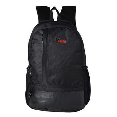 F Gear Burner Executive 26 Liters Laptop Backpack(Black )