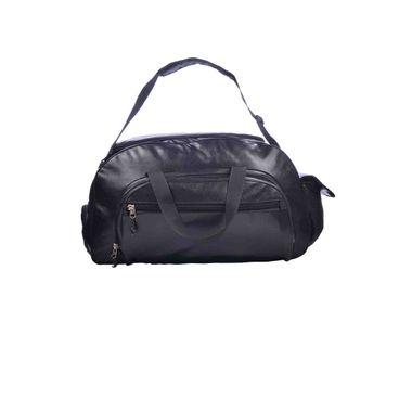 F Gear Cowboy 100 Liter Travel Duffle Bag (Black)