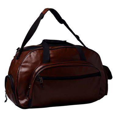 F Gear Cowboy 100 Liter Travel Duffle Bag (Brown)