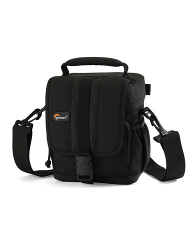 LOWEPRO SHOULDER BAG ADVENTURA 120 BLACK