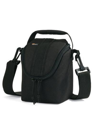 LOWEPRO SHOULDER BAG ADVENTURA ULTRA ZOOM 100 BLACK