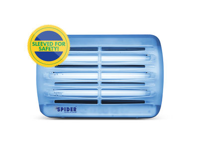 Spider - Electric Fly Catcher | SLEEVED TUBES