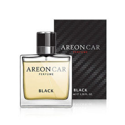 Areon Car Spray Perfume-BLACK 100ml