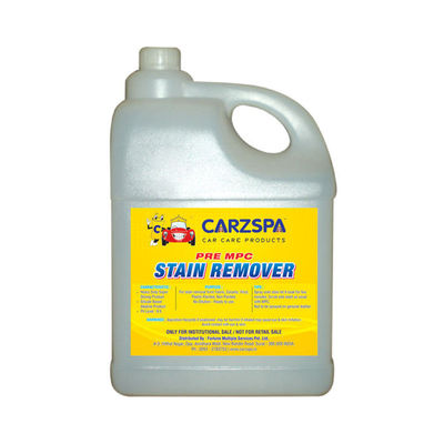 CarzSpa Pre Mpc Stain Remover 5Ltr