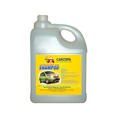 CarzSpa Ultra Gloss Car Shampoo 5 Ltr