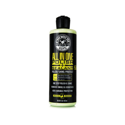 Chemical Guys V4 All In One Polish, Shine & Sealant (473ml)