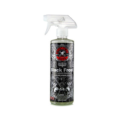Chemical Guys Black Frost Air Freshener & Odor Eliminator-473ml