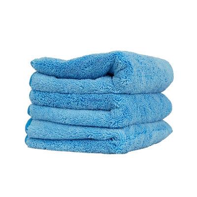 "Chemical Guys Super Plush Super Premium Microfiber Cloth Blue ( Pack Of 3,16""x16"")"