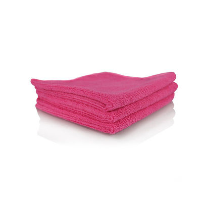"Chemical Guys Ultra Fine All Purpose Microfiber Towel Pink (15""x15"")"