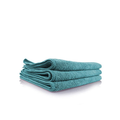 "Chemical Guys Workhorse Professional Grade Microfiber Towel Green (Pack Of 3,16""x16"")"