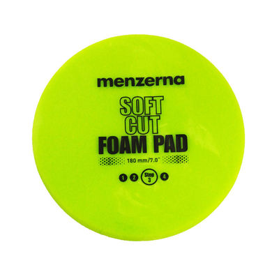 Menzerna Soft Cut Foam Pad 7inch-GREEN(180mm)