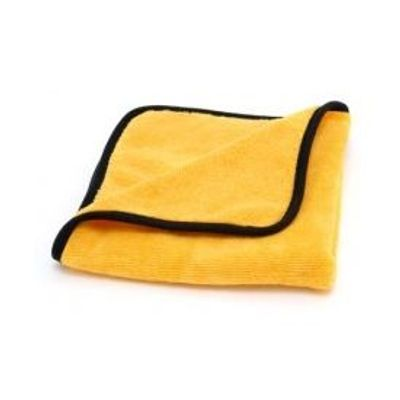 Aquartz Premium Gold Microfiber Cloth 40x40cm 350gsm