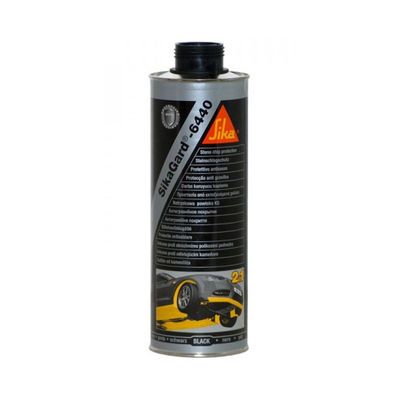 Sika Gard -Underbody Rubber Coating - 6440 (1ltr) Black