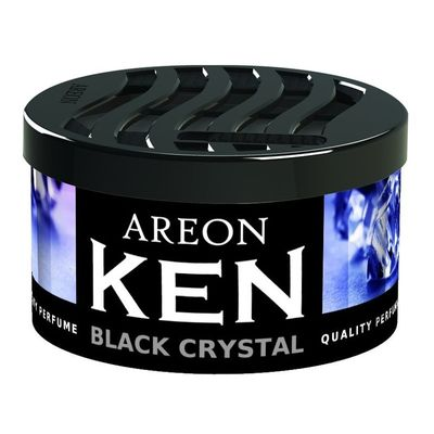 Areon Ken Gel Car Air Freshener - Black Crystal 35gm
