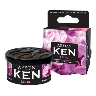 Areon Ken Gel Car Air Freshener - Lilac 35gm