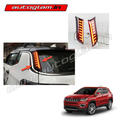 Jeep Compass Hid Aftermarket Led Tail Light Jeep Compass Taillights