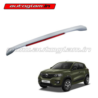 Renault Kwid Roof Spoiler Color Outback Bronze Agrk10rs