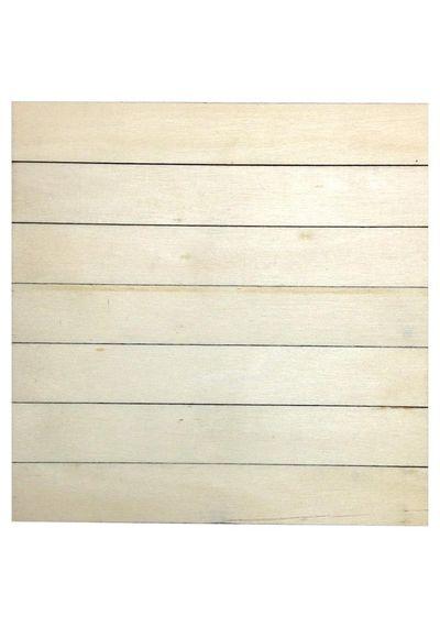 """Mini Wood Solid Pallet 6""""X6"""""""