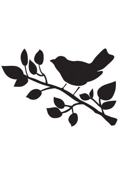 Bird - Stencils