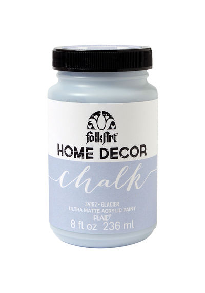 Glacier - FolkArt Home Decor Chalk Paint 8oz