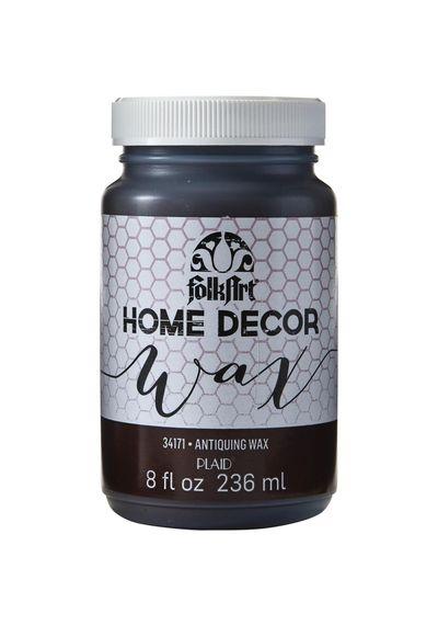 Antiquing - FolkArt Home Decor Wax Sealer 8oz