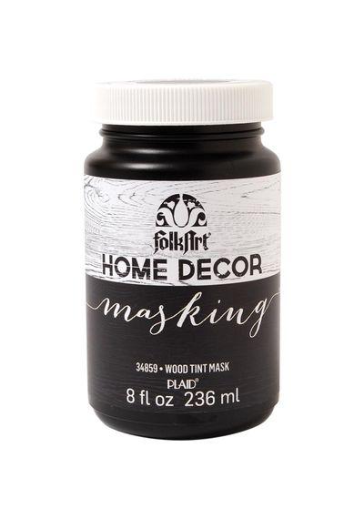 Masking - FolkArt Home Decor Wood Tint