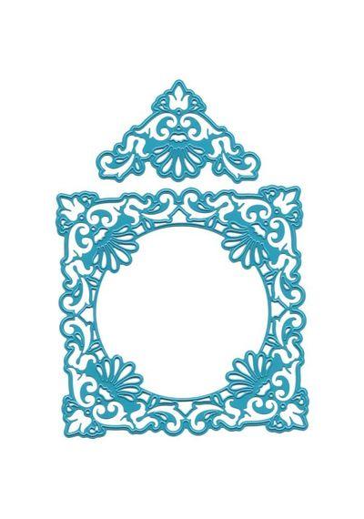 """Ornate 4""""X4"""" Frame"""