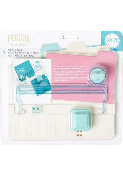 """Tab Punch Board 8.51""""X9.26"""""""