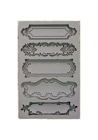 Iod Vintage Art Decor Moulds - Object Labels #1