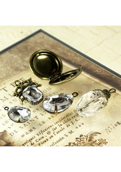 Vintage Trinkets Charms